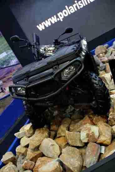 Polaris Auto Expo 2012 India 45