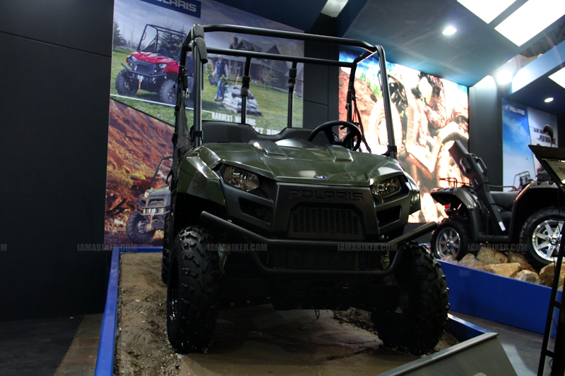 Polaris Auto Expo 2012 India 46