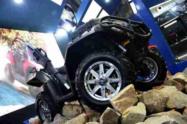 Polaris Auto Expo 2012 India 49