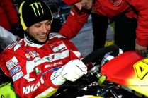 Rossi at Wroom 2012