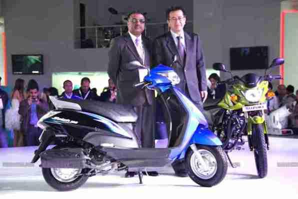 Suzuki Auto Expo 2012 India -18