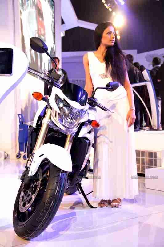 Suzuki Auto Expo 2012 India -33