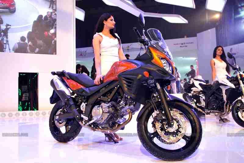 Suzuki Auto Expo 2012 India -34