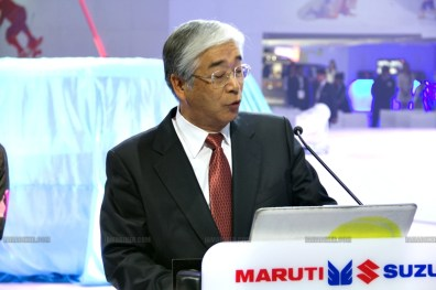 Suzuki Auto Expo 2012 India -5