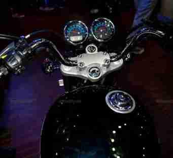 Thunderbird 500 Auto Expo 2012 India 03