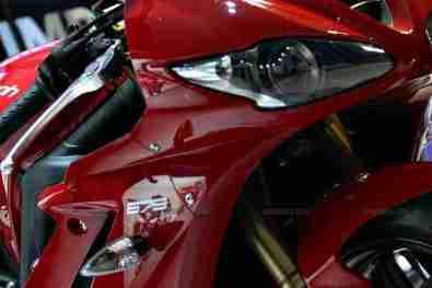 Triumph Motorcycles Auto Expo 2012 India 24