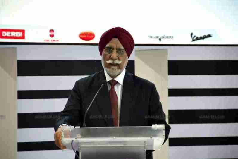 Vespa - Piaggio Auto Expo 2012 India 31