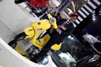 Vespa - Piaggio Auto Expo 2012 India 37