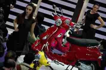 Vespa - Piaggio Auto Expo 2012 India 40