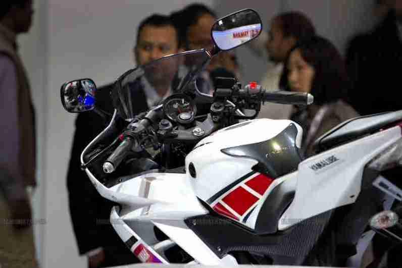 Yamaha Auto Expo 2012 India 07