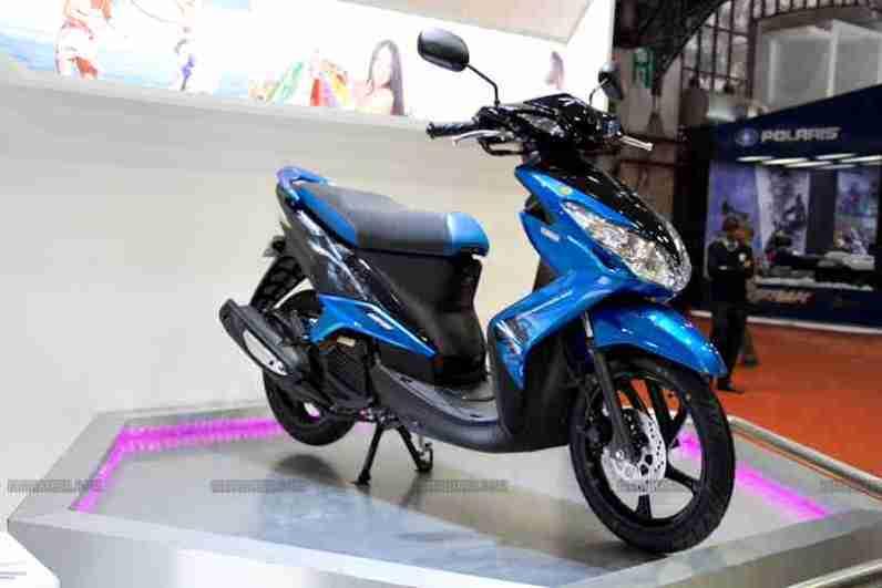 Yamaha Auto Expo 2012 India 26