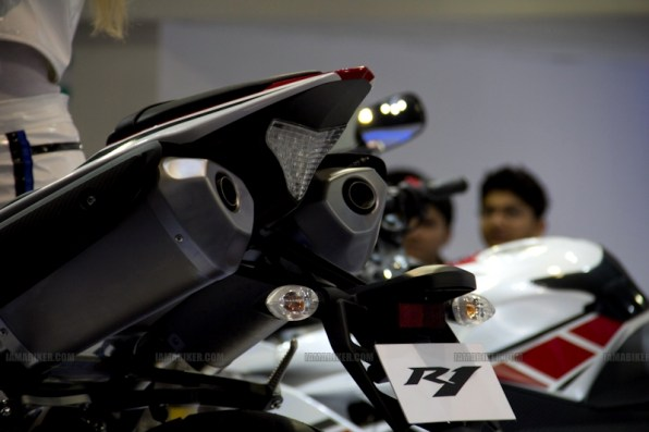 Yamaha Auto Expo 2012 India 28
