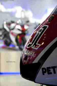 Yamaha M1 Auto Expo 2012 India 10