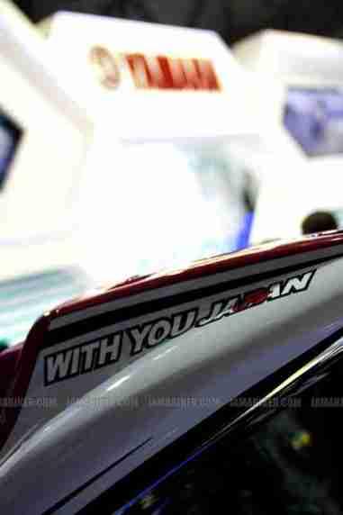 Yamaha M1 Auto Expo Delhi