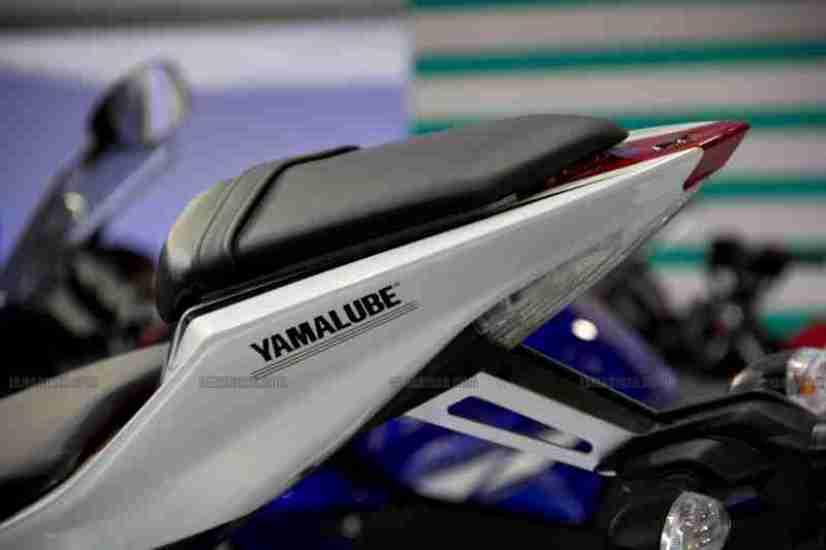 Yamaha R15 V 2.0 50th Anniversary edition Auto Expo 2012 India 31