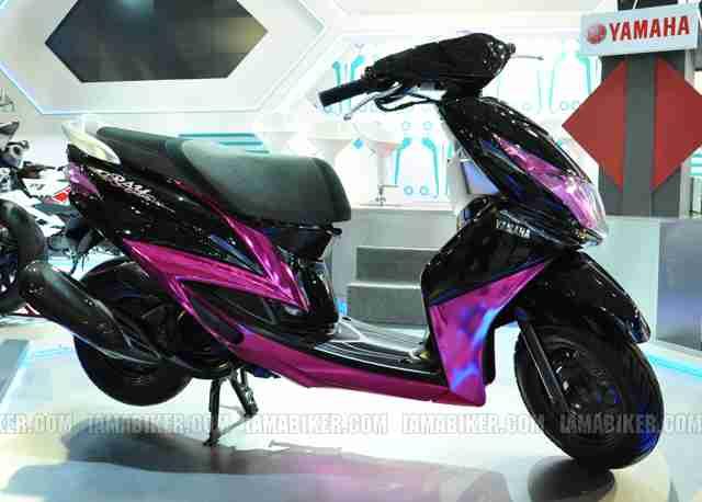 Yamaha Ray