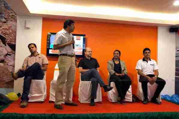 KTM Duke 200 Bangalore launch 12