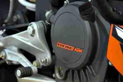 KTM Duke 200 review 10