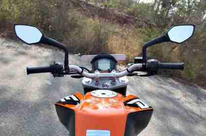KTM Duke 200 review 11