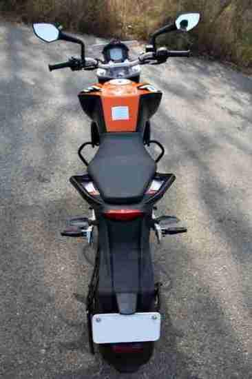 KTM Duke 200 review 12