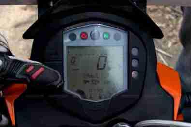 KTM Duke 200 review 33