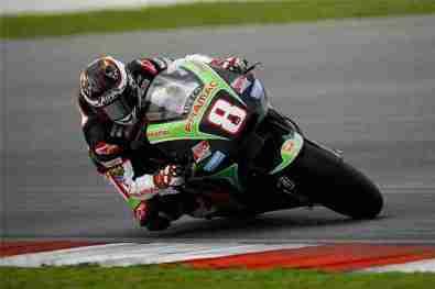 MotoG Sepang testing 2012 13