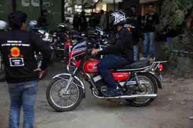RD 350 club Bangalore 27