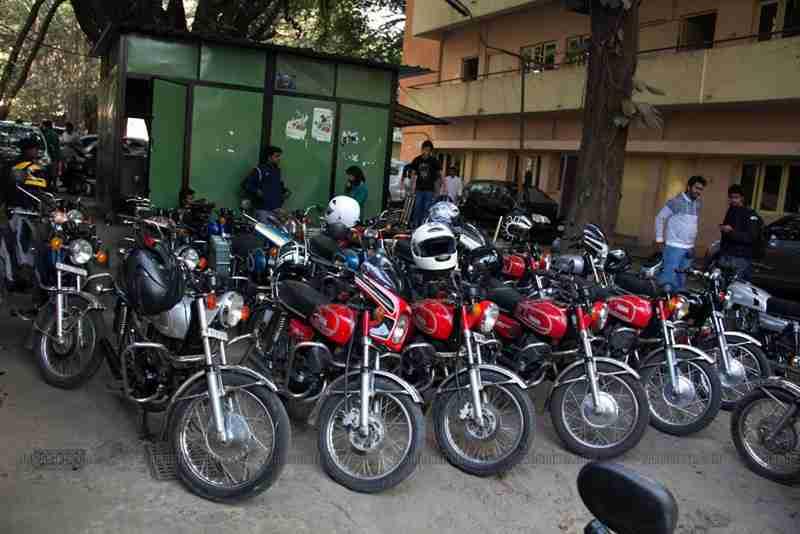 RD 350 club Bangalore 33