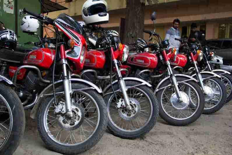 RD 350 club Bangalore 34
