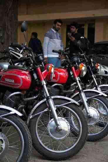RD 350 club Bangalore 35