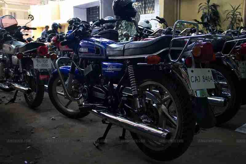 RD 350 club Bangalore 38