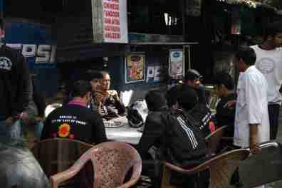 RD 350 club Bangalore 42
