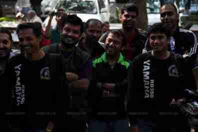 RD 350 club Bangalore 66