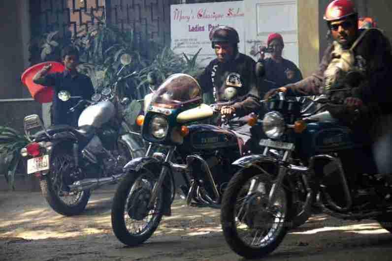 RD 350 club Bangalore 72