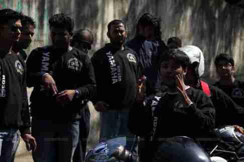 RD 350 club Bangalore 79