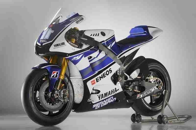 2012 Yamaha YZR-M1 -1000cc 08