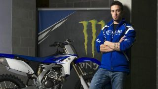 Dovizioso ready for the dirt with YRRD kit