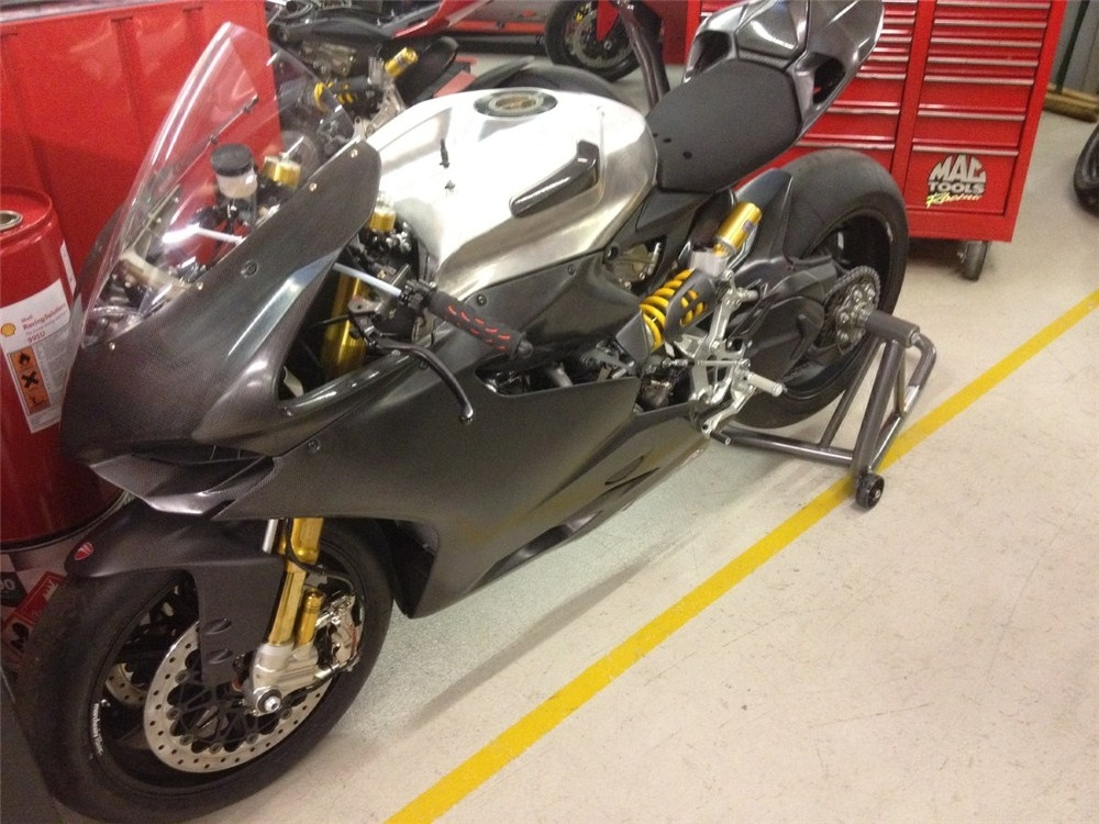 Ducati 1199 Panigale RS 08