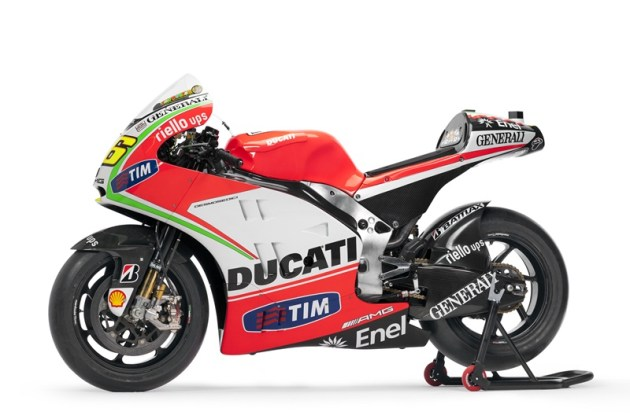 Ducati Desmosedici GP12 2012 03