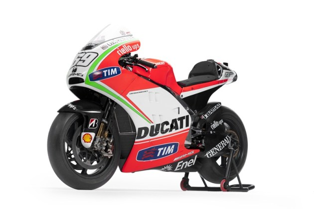 Ducati Desmosedici GP12 2012 05