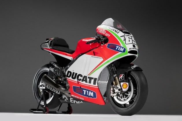 Ducati Desmosedici GP12 2012 13