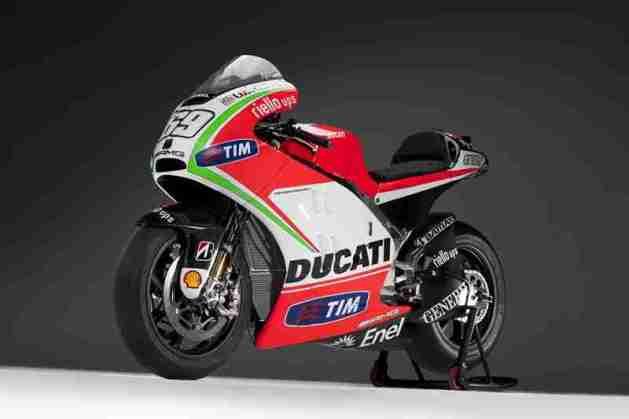 Ducati Desmosedici GP12 2012 14