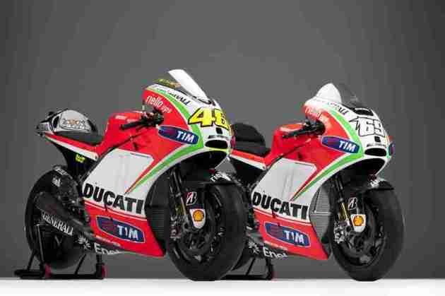 Ducati Desmosedici GP12 2012 19
