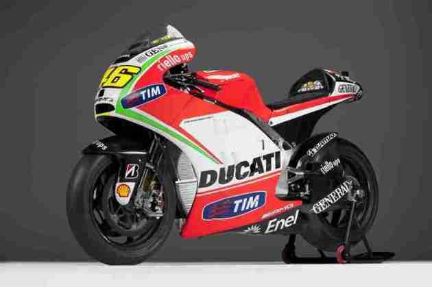 Ducati Desmosedici GP12 2012 27