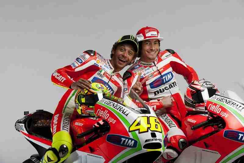 Ducati Desmosedici GP12 30