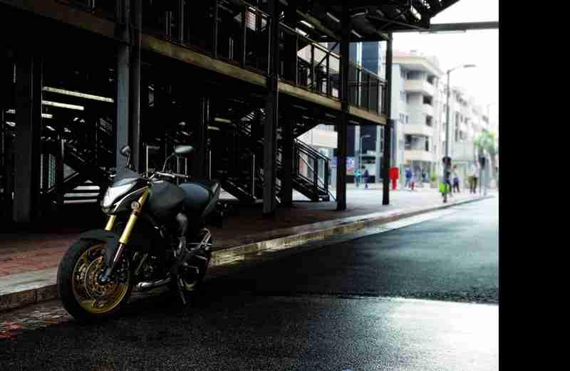 Honda Hornet six hundred 2012 02