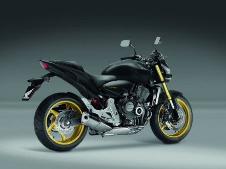Honda Hornet six hundred 2012 06