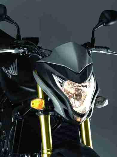Honda Hornet six hundred 2012 15
