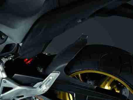 Honda Hornet six hundred 2012 17