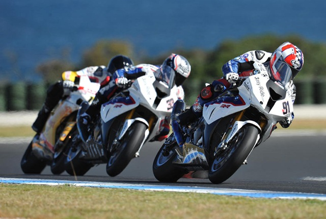 Melandri aims for podium at Imola
